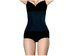 Корсет Slim'n'Shape Waistband Gezatone черный, XL