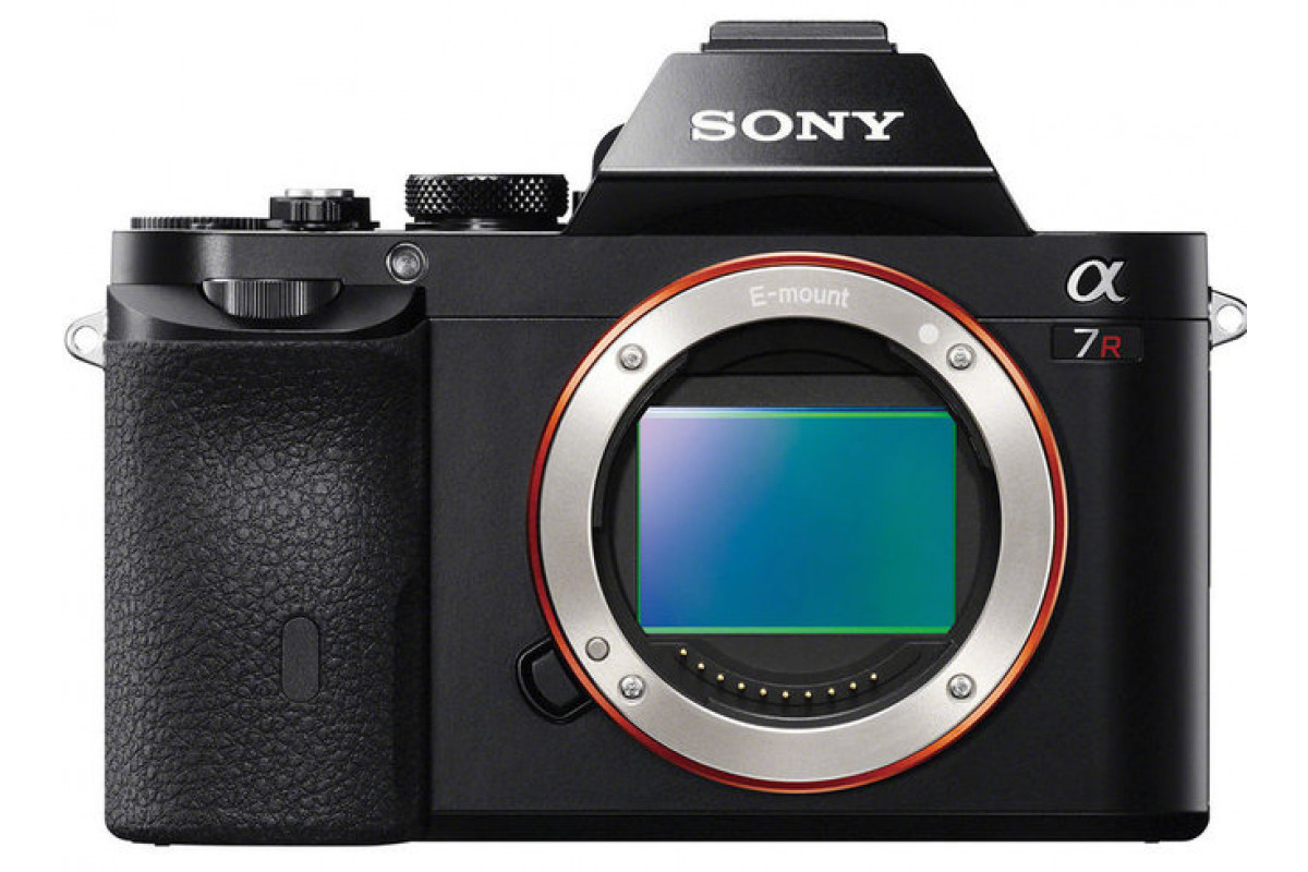 Фотоаппарат Sony Alpha A7R Body