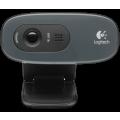 Веб камера Logitech C270 (HD Webcam C270 - USB - EMEA), 960-001063