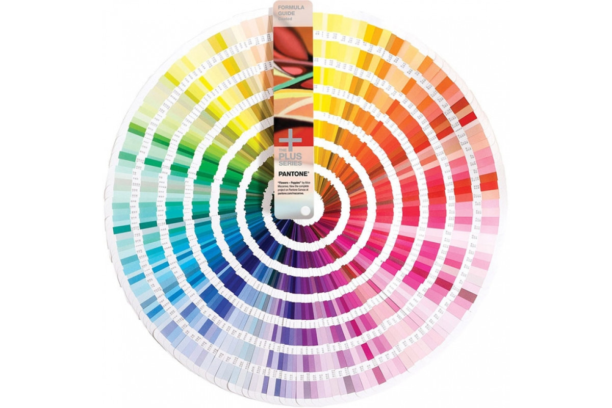 Набор цветовых справочников (веера) Formula Guide Solid Coated & Solid Uncoated