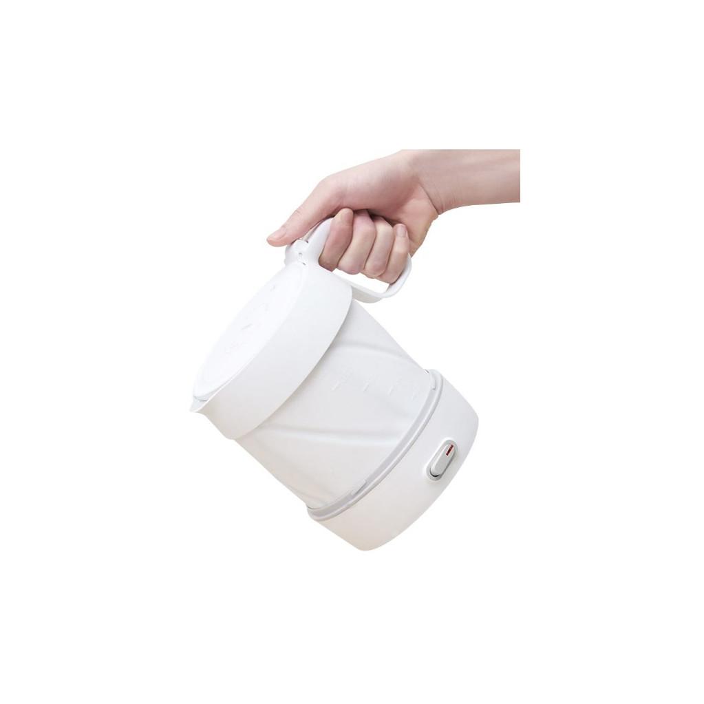 Складной чайник Xiaomi HL Folding Electric Kettle