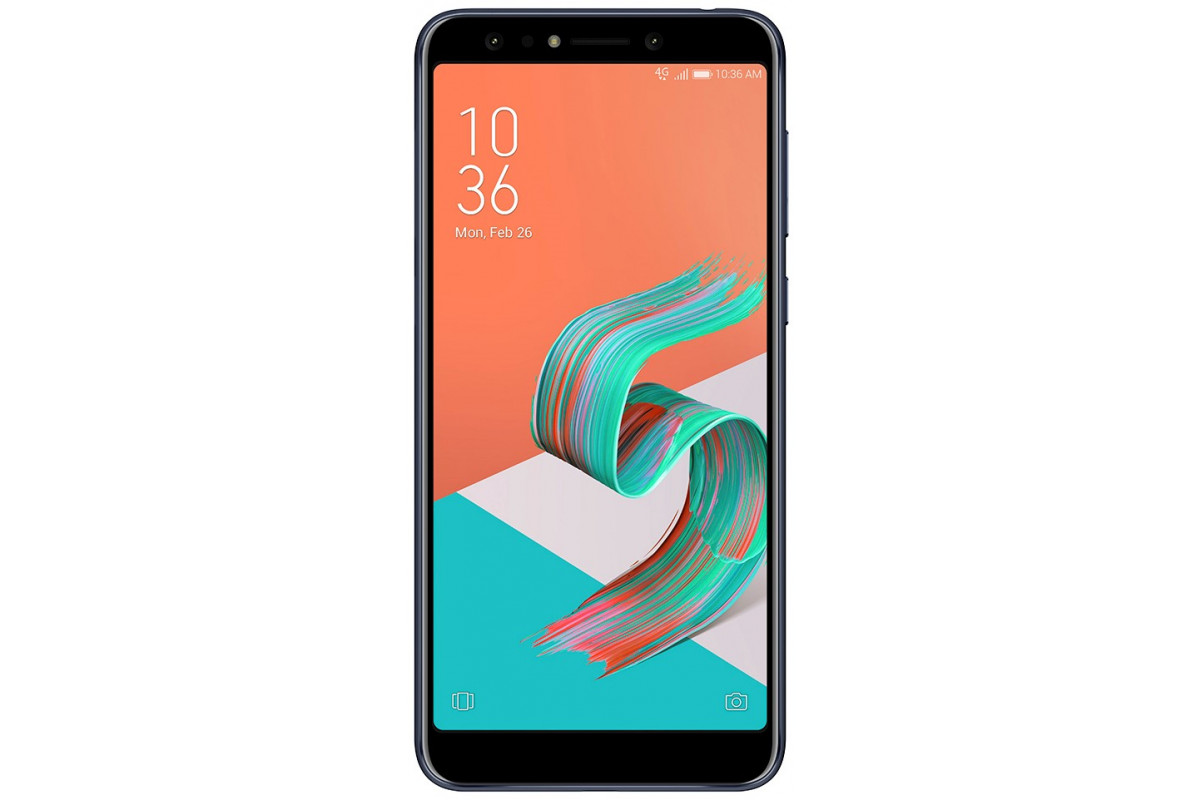 Смартфон Asus (ZC600KL) Zenfone 5 Lite 4/64GB black