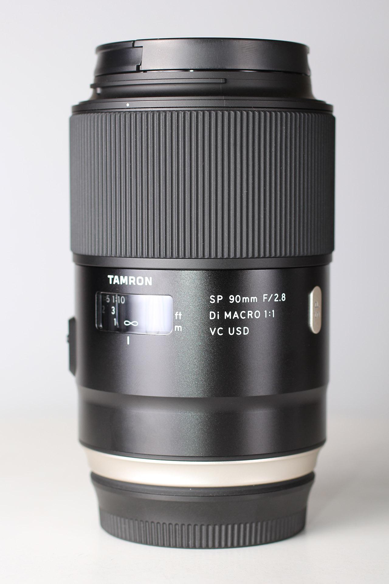 Обзор Tamron SP 90mm f/2.8 Di Macro 1:1 VC USD: идеальный макрообъектив