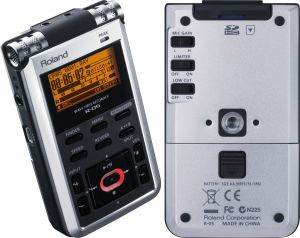 Топ портативных аудиорекордеров