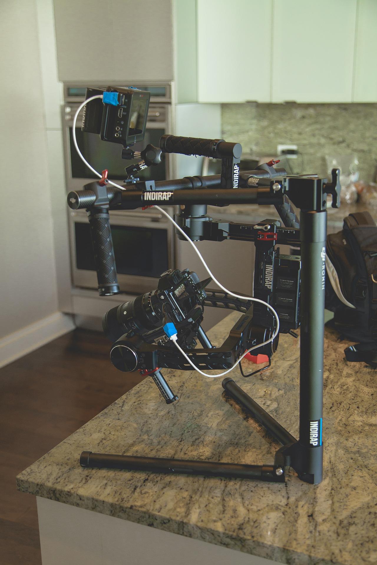 Как выбрать электронный стабилизатор для видеосъемки