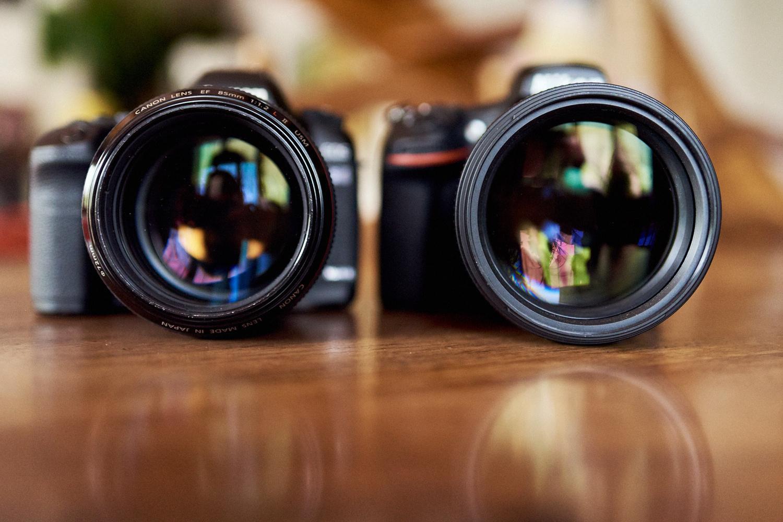 10 лучших портретных объективов от Canon и Nikon