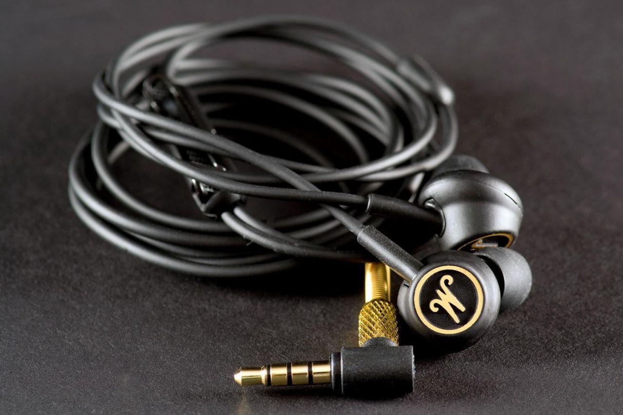 10 наушников-вкладышей с мощным звуком