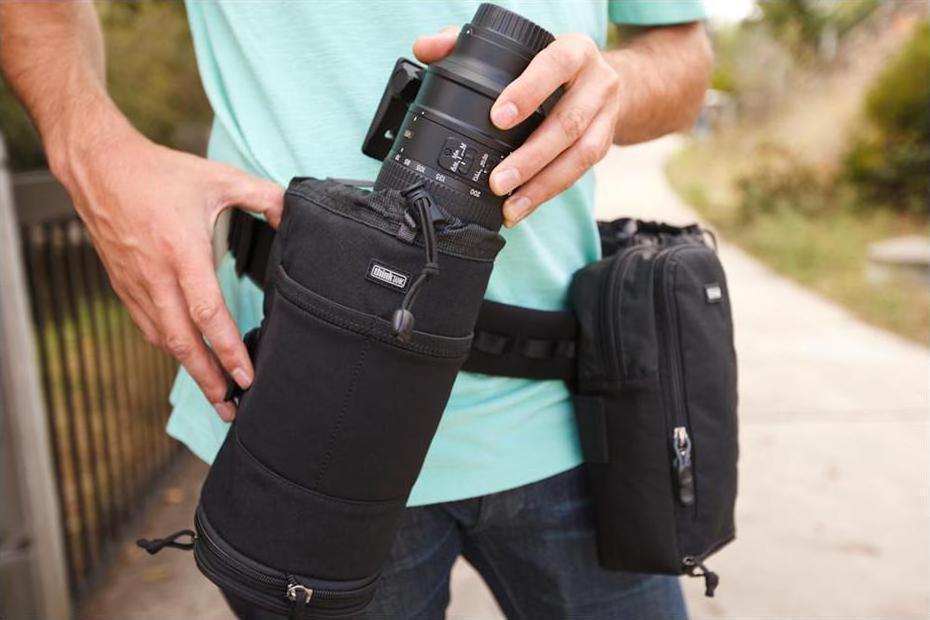 Как выбрать сумку для камеры