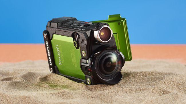 Пять топ-экшн камер 2017 года