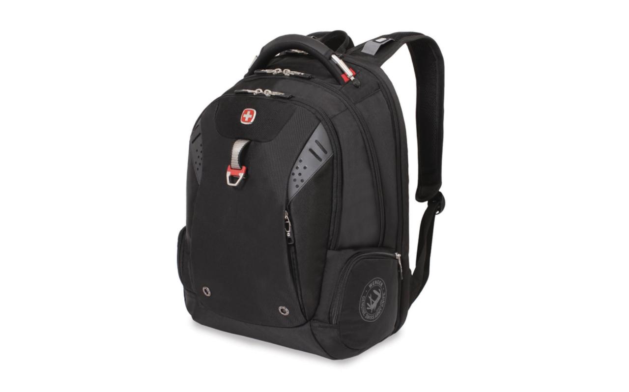 Как выбрать удобный и вместительный рюкзак