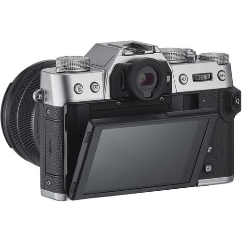 Fujifilm X-T30 – компактная APS-C беззеркалка с отличным 4К