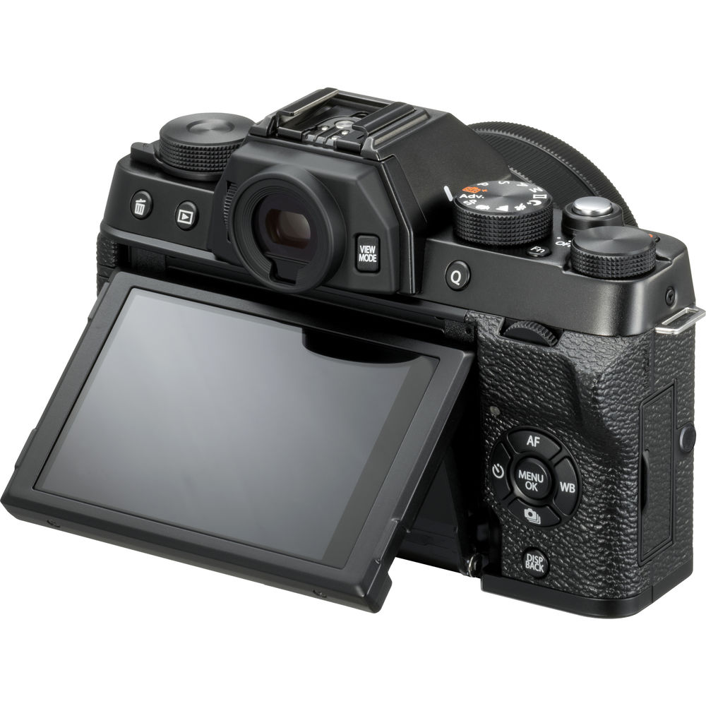 Fujifilm X-T100: идеальное соотношение цены и качества?