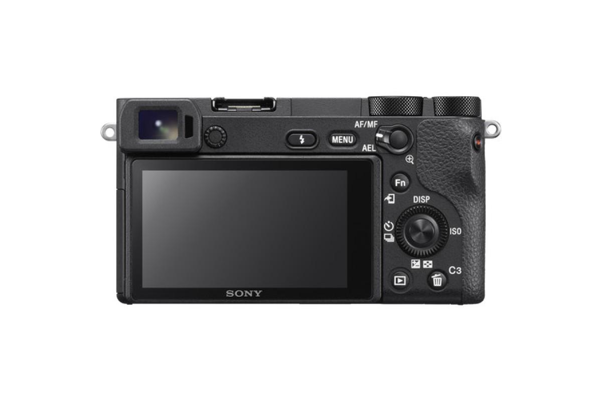 Продвинутая APS-C беззеркалка Sony Alpha a6500