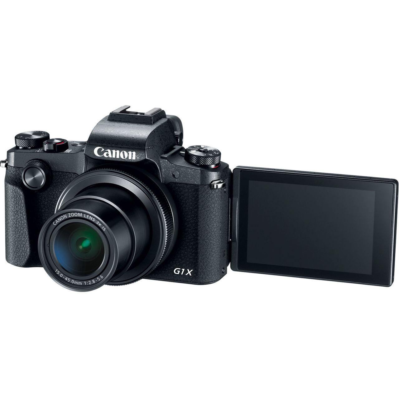 Компакт с APS-C матрицей Canon PowerShot G1 X Mark III