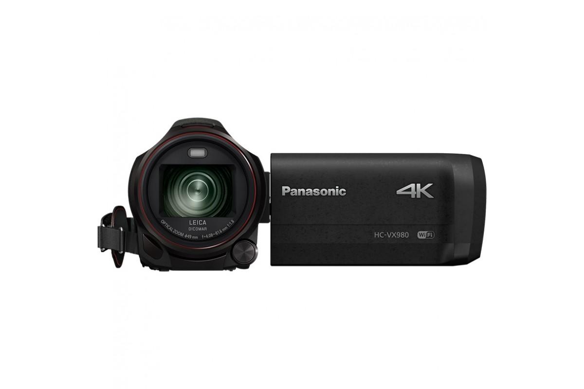 4К-камкодер Panasonic HC-VX980 – актуален ли в 2019 году?