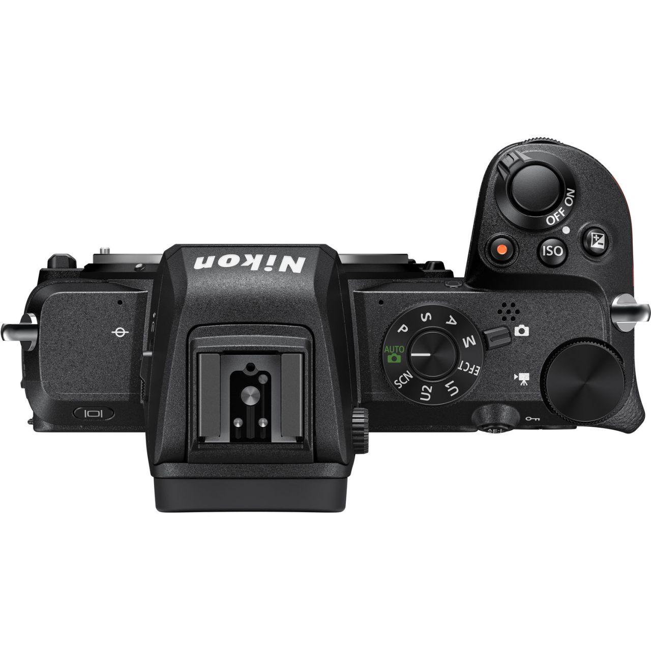 Первая APS-C беззеркалка от Nikon: Z50