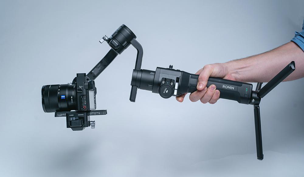 Как правильно подобрать осевой стабилизатор для камеры?
