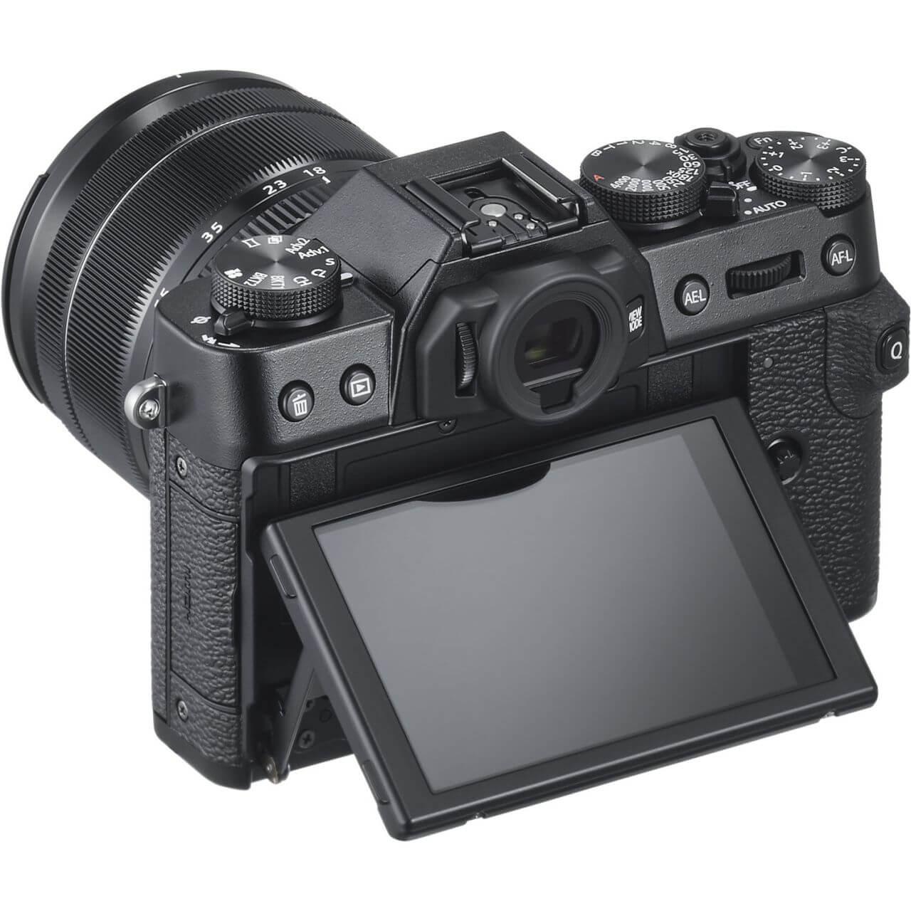 Fujifilm X-T200 vs X-T30: кому какую модель стоит выбрать
