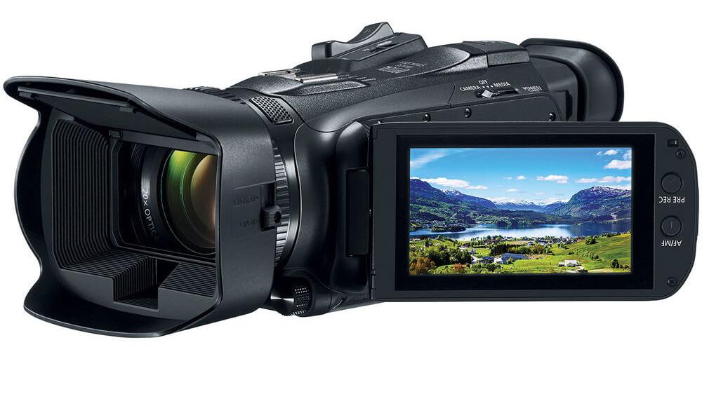 Камеры для видеоблогеров: начальный и продвинутый уровень
