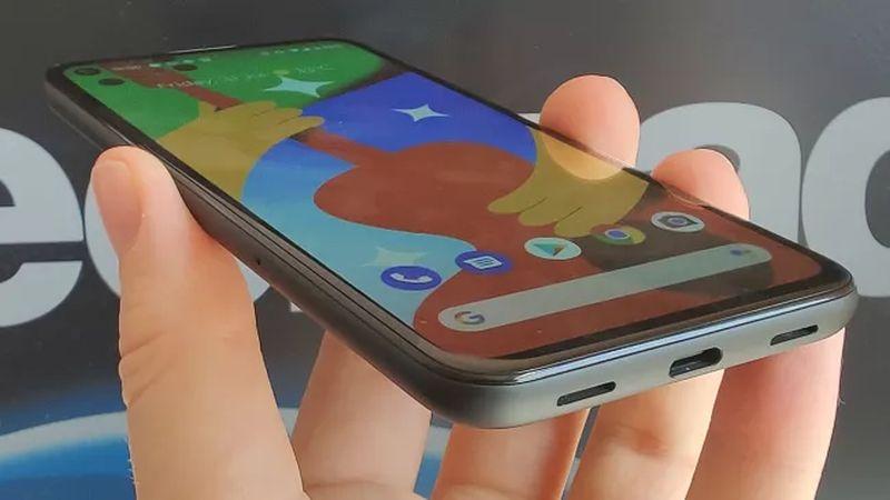 Google Pixel 4a – отдельная история