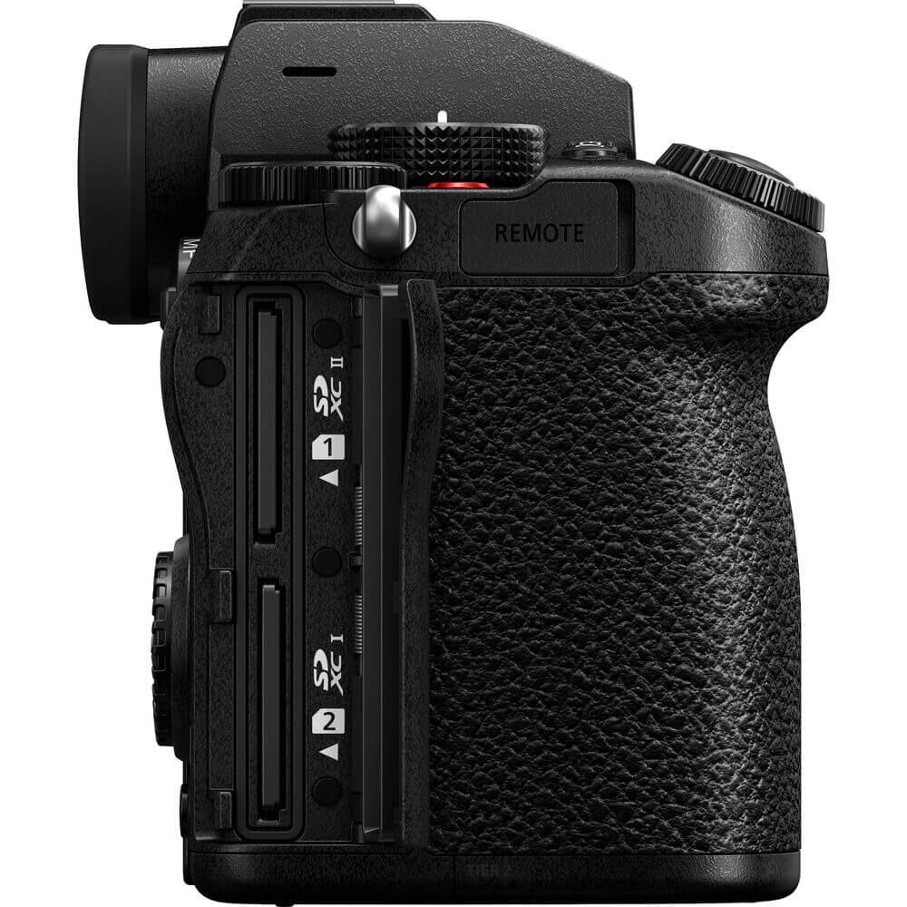 Первый взгляд на Panasonic Lumix S5