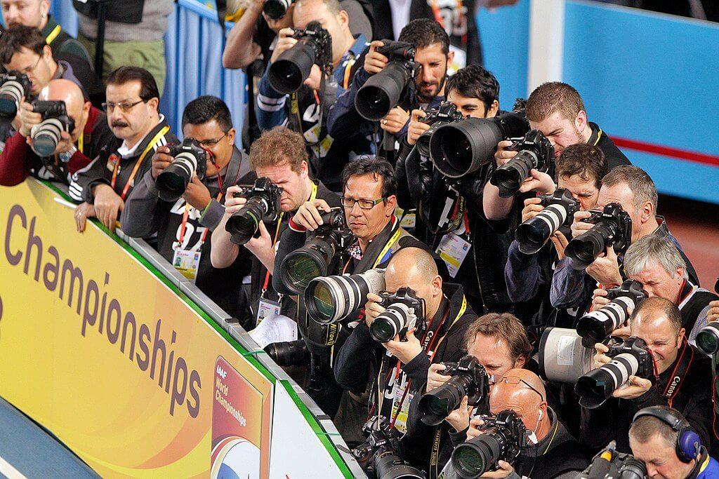 Необходимое оборудование для спортивной фотографии
