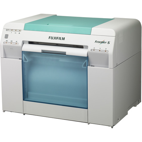 Fujifilm Frontier-S DX-100 - На всё горазд
