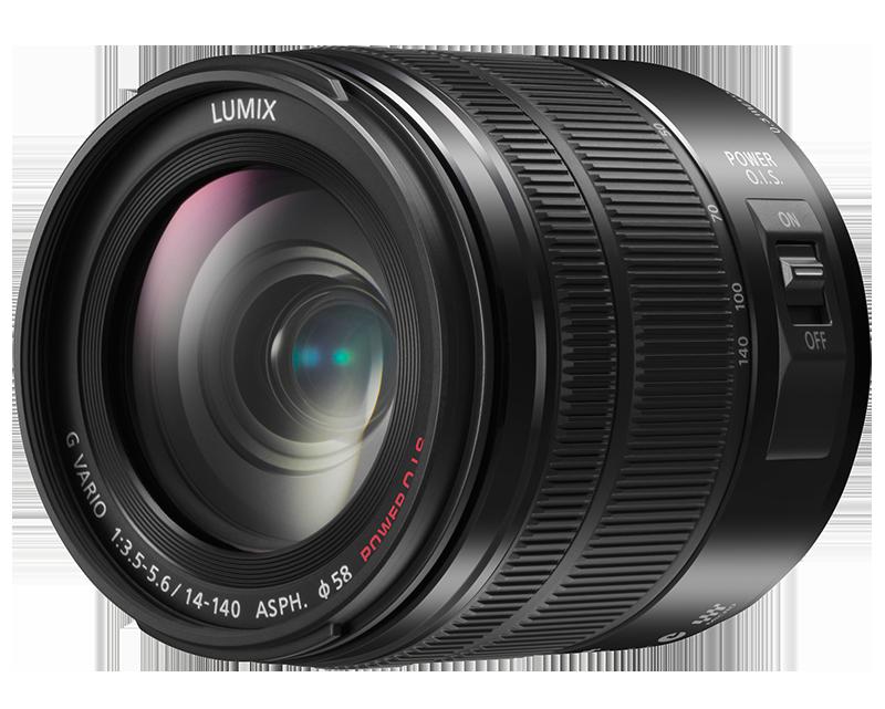 Телезум Panasonic Lumix G 14-140mm F3.5-5.6 получил защиту от неблагоприятных погодных условий