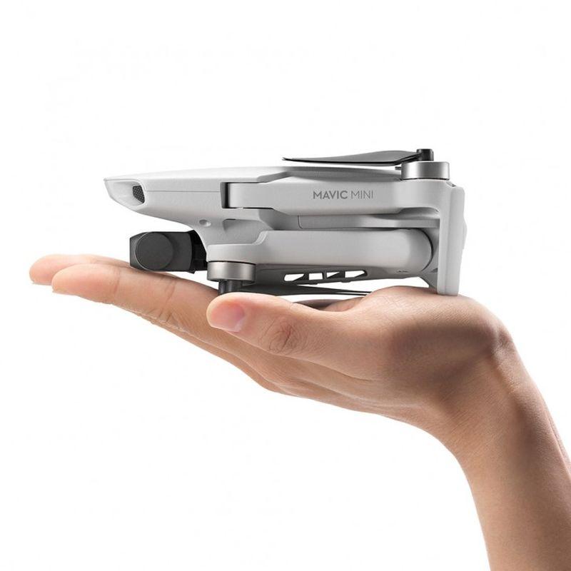 DJI запустила в продажу самый маленький и легкий квадрокоптер - Mavic Mini