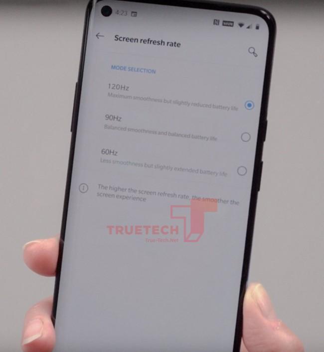 В сеть утекли детали будущего OnePlus 8 Pro