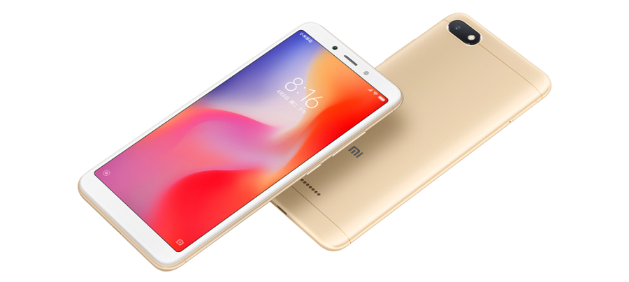 Смартфон Xiaomi RedMi 6A 2/32Gb Gold (Золотистый) EU по низким ...